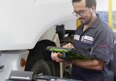 Análise de Veículos Diesel Eletrônicos
